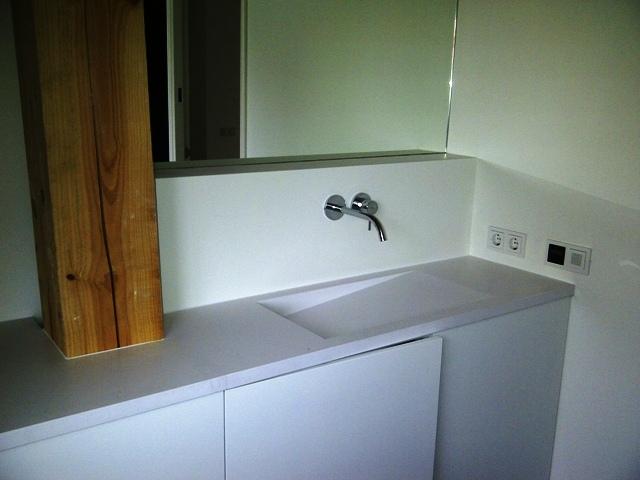 Granietshop voor uw keuken werkblad van graniet caesarstone en silestone - Werkblad bo is op maat ...